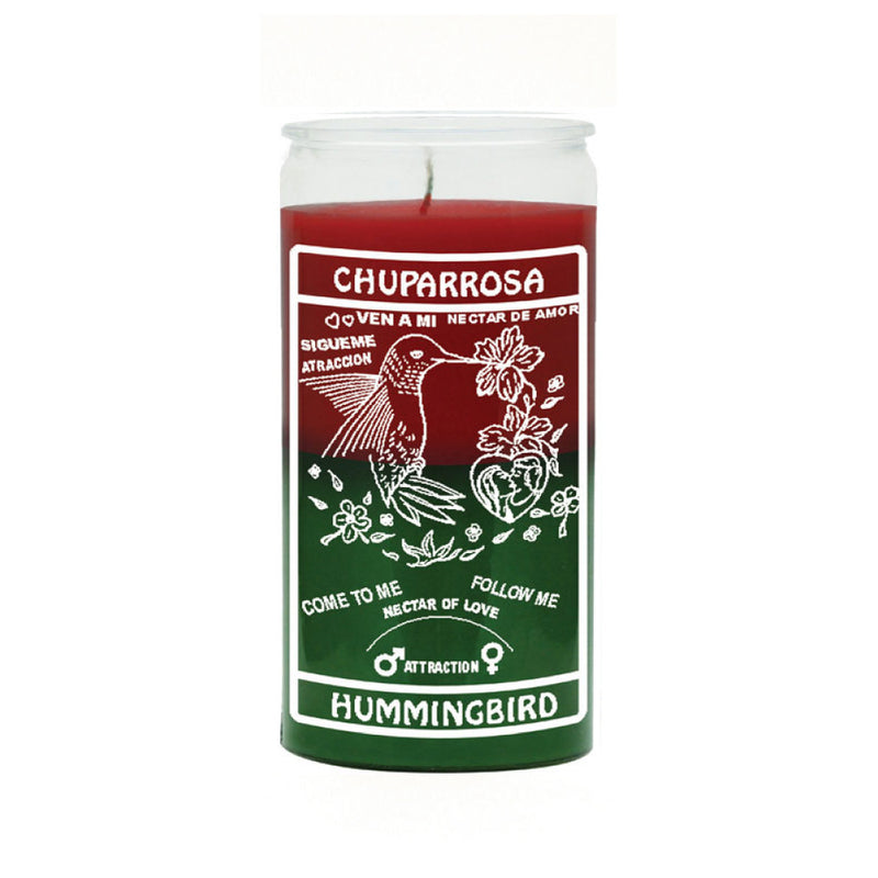 14 Day Candle - Hummingbird