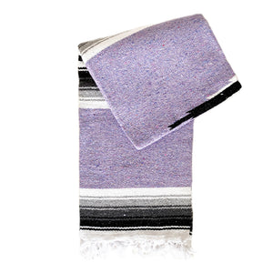 Valley Diamond Blanket - Lilac