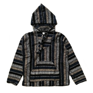Men's Baja - XLarge Black Navy & Beige