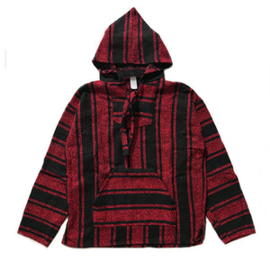 Men's Baja - Medium Black & Red