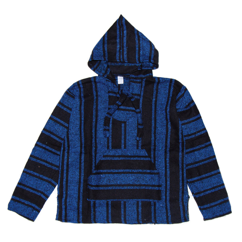Men's Baja - XLarge Electric Blue & Black