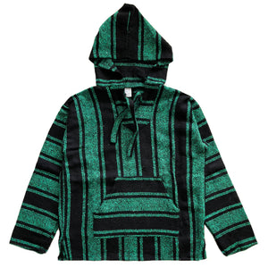 Men's Baja - Medium - Green & Black