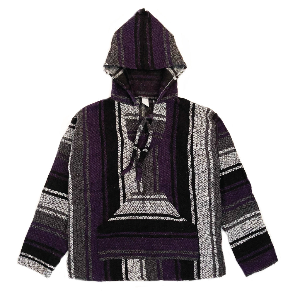 Men's Baja - Large Purple & Grey