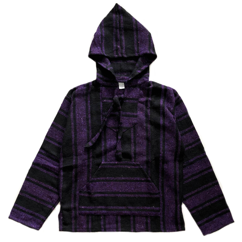 Men's Baja - XLarge Purple & Black