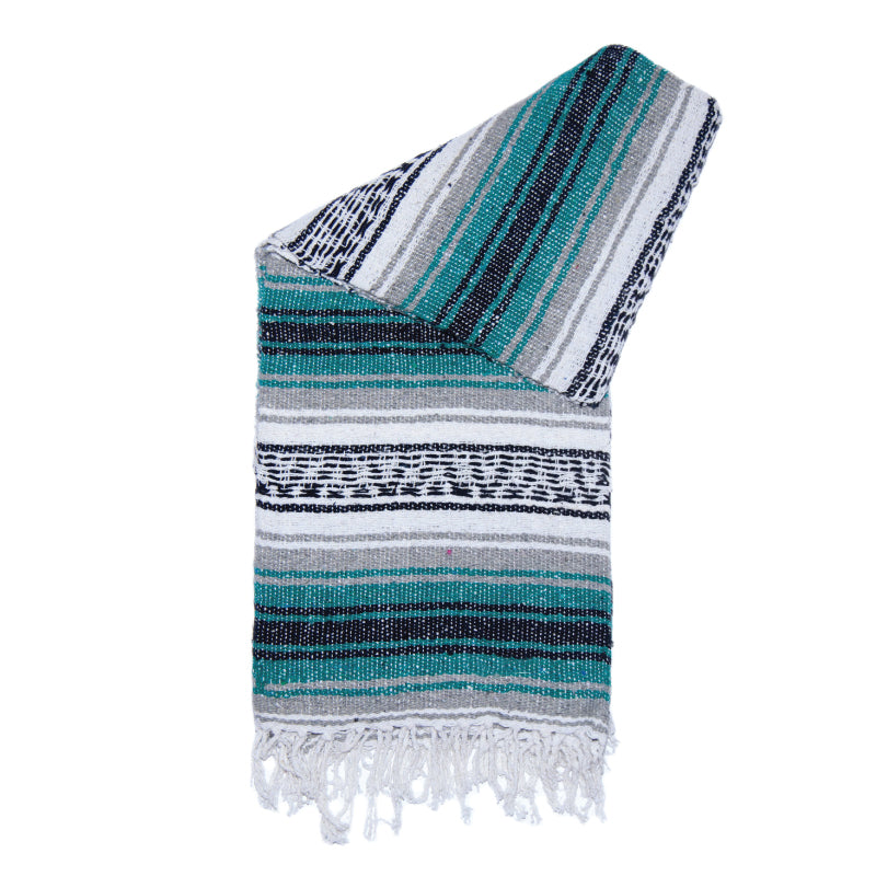Small Falsa Blanket - Teal