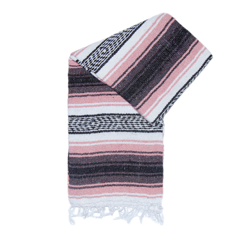 Small Falsa Blanket - Baby Pink