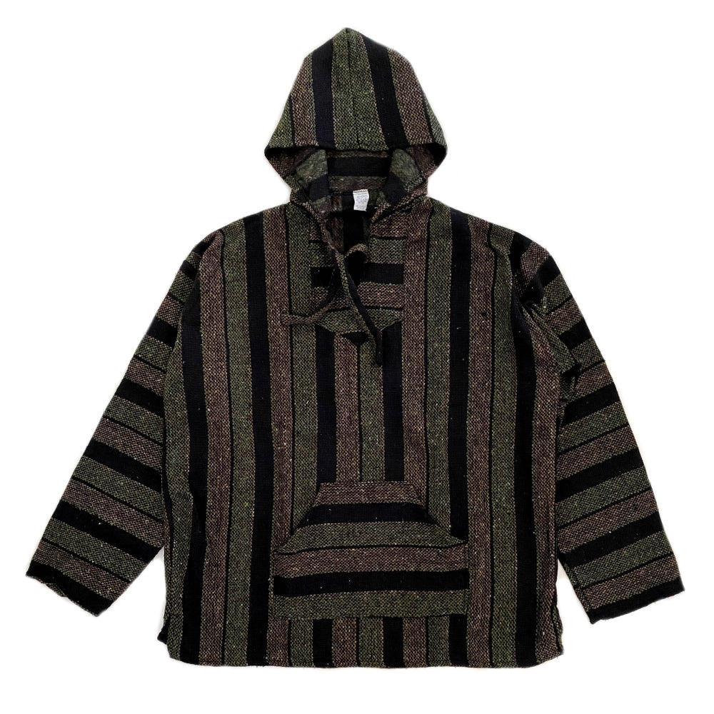 Men's Baja - XXLarge Khaki & Black Stripe