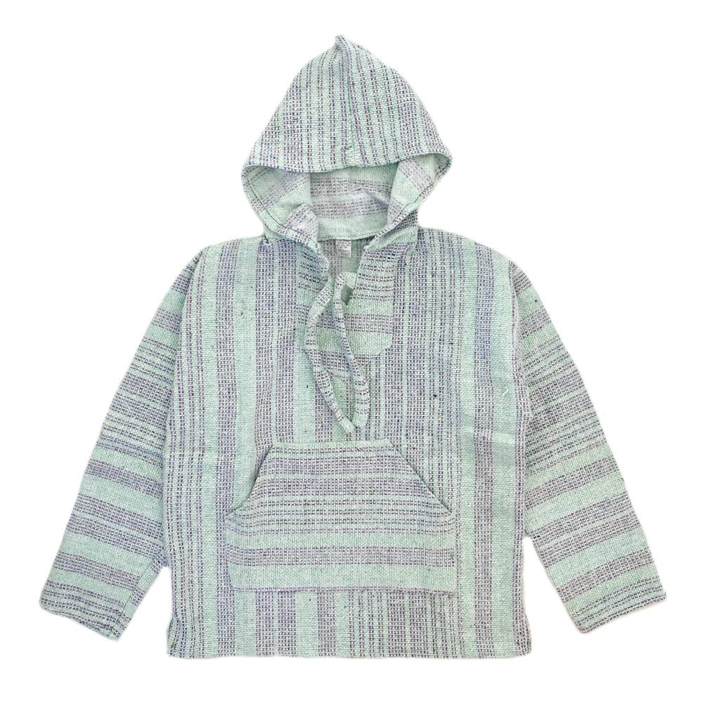 Men's Baja - Large Mint & Lilac