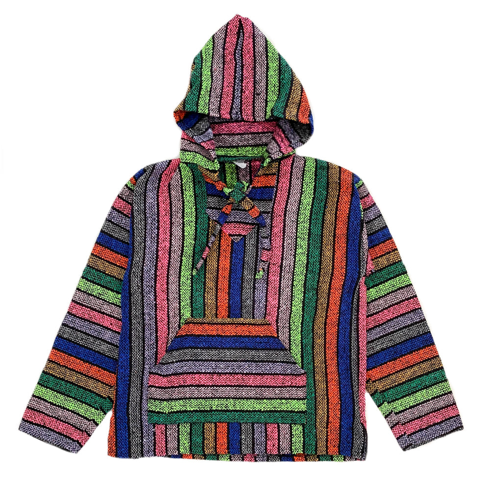 Men's Baja - Large Rainbow