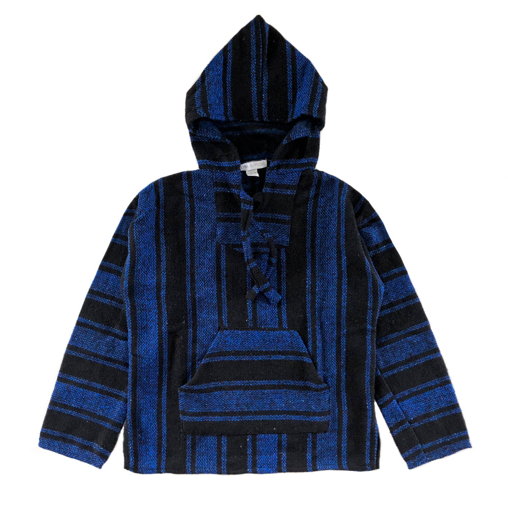 Men's Baja - XLarge Black & Electric Blue