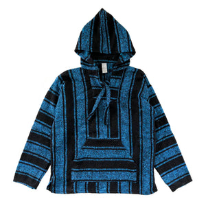 Men's Baja - Medium Blue & Black