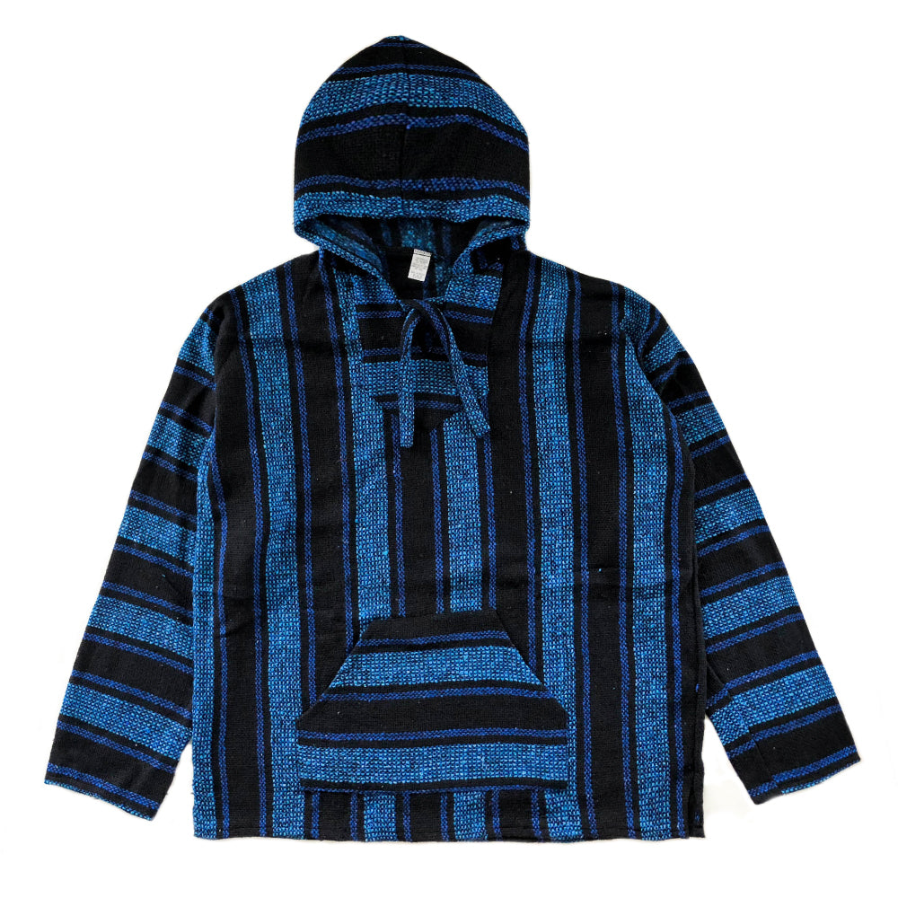 Men's Baja - XLarge Black Blue