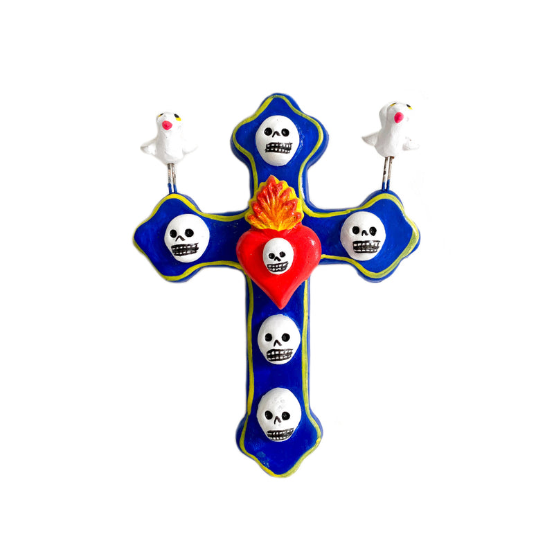 Day Of The Dead Clay Cross