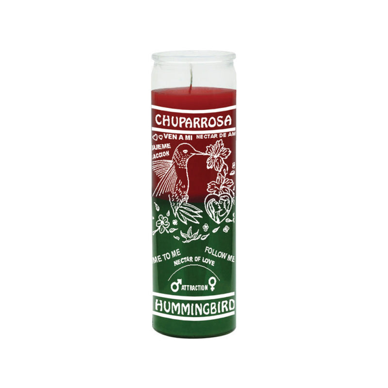 7 Day Candle - Hummingbird