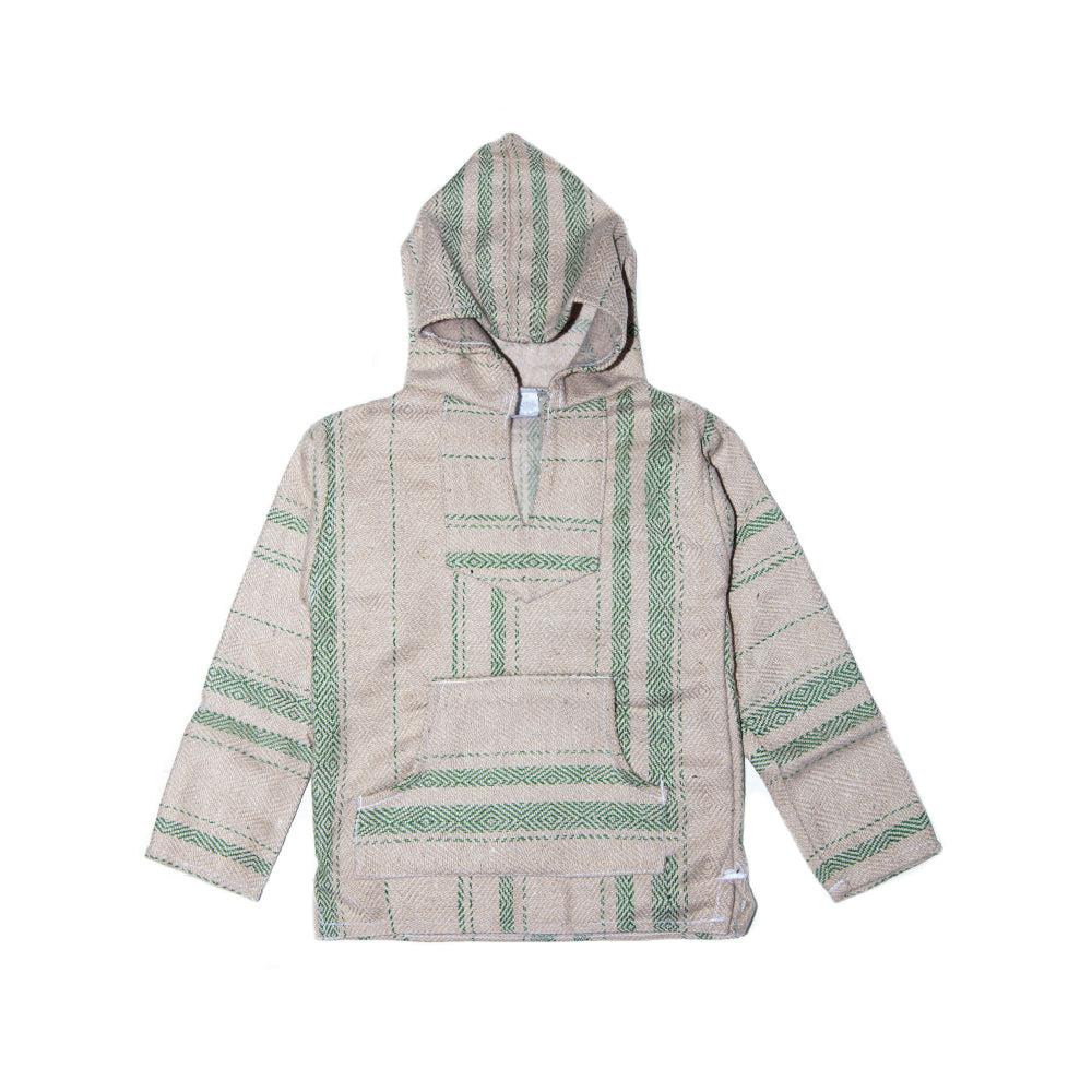 Kids Baja - Small Beige Stripe