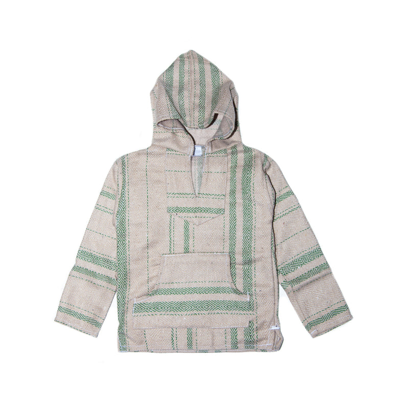 Kids Baja - Large Beige Stripe