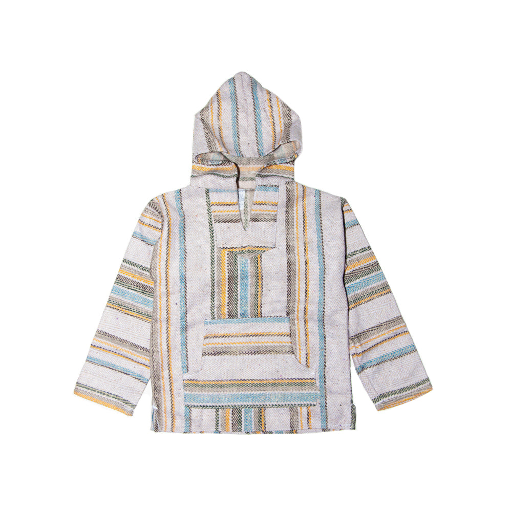 Kids Baja - Large Beige Multi Stripe