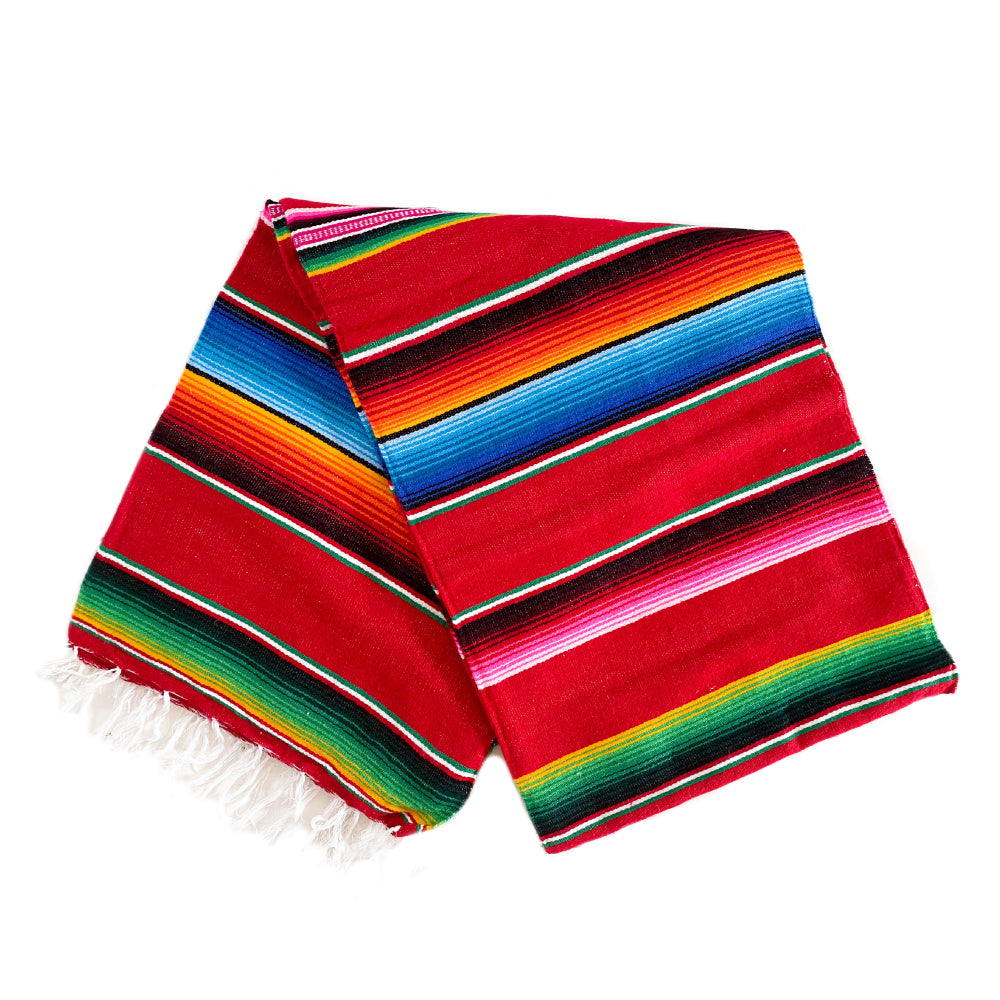 Serape - Red