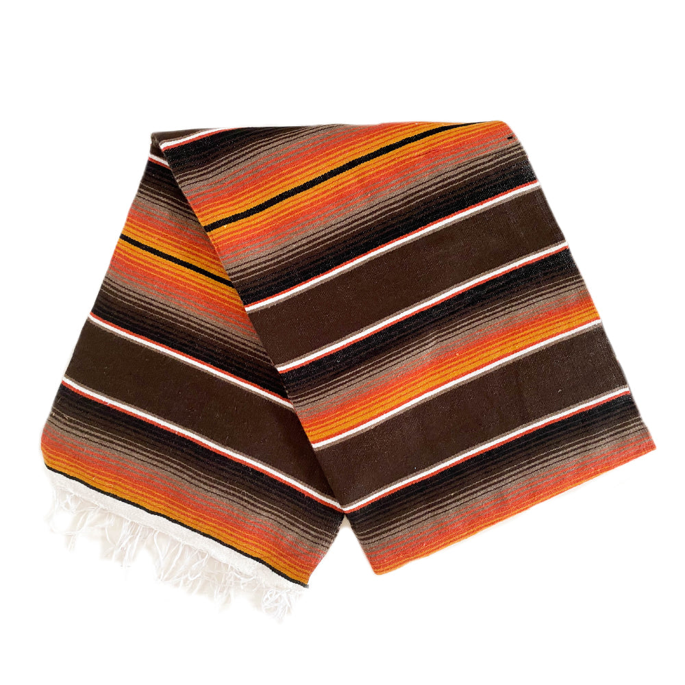 Serape - Retro Brown