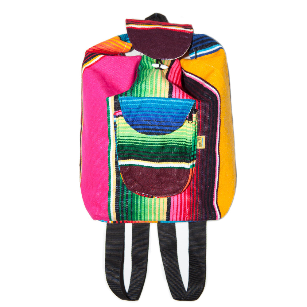 Serape Backpack