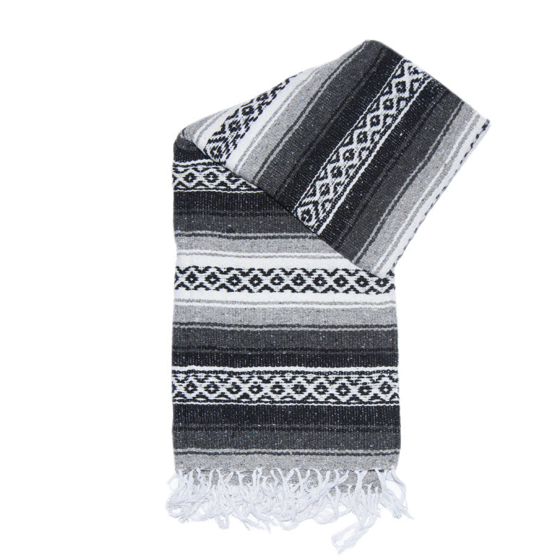 Small Falsa Blanket - Black