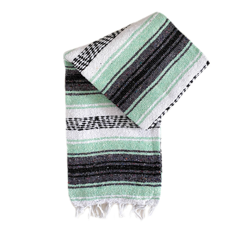 Small Falsa Blanket - Mint