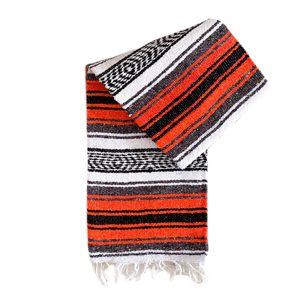 Small Falsa Blanket - Orange