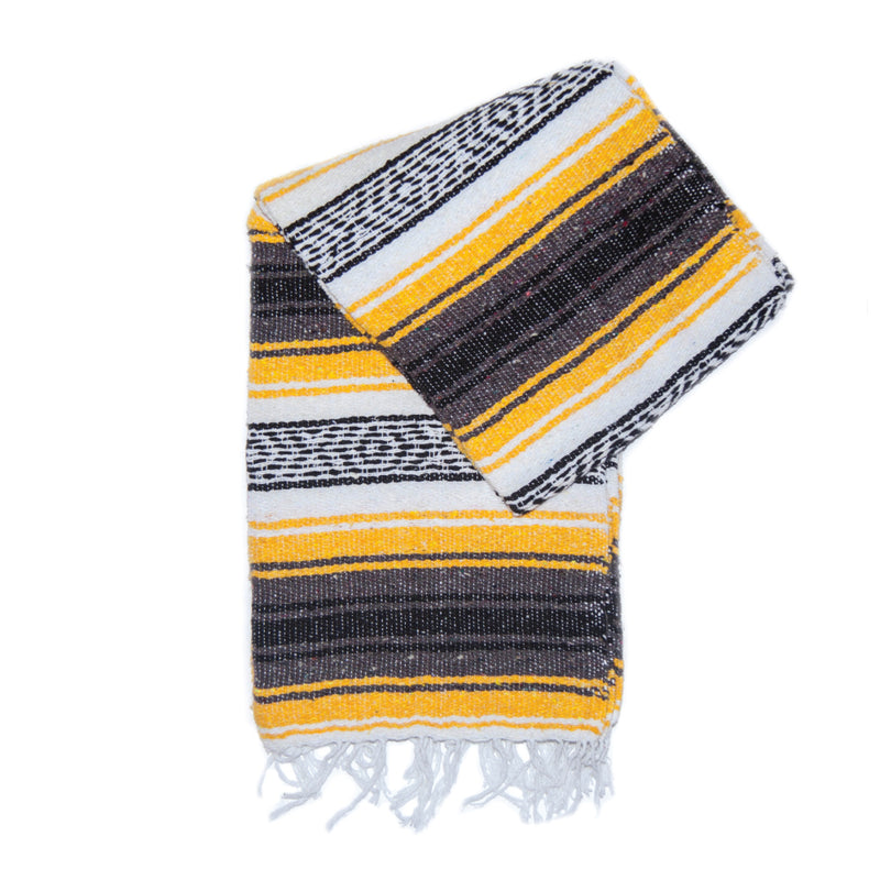 Small Falsa Blanket - Yellow