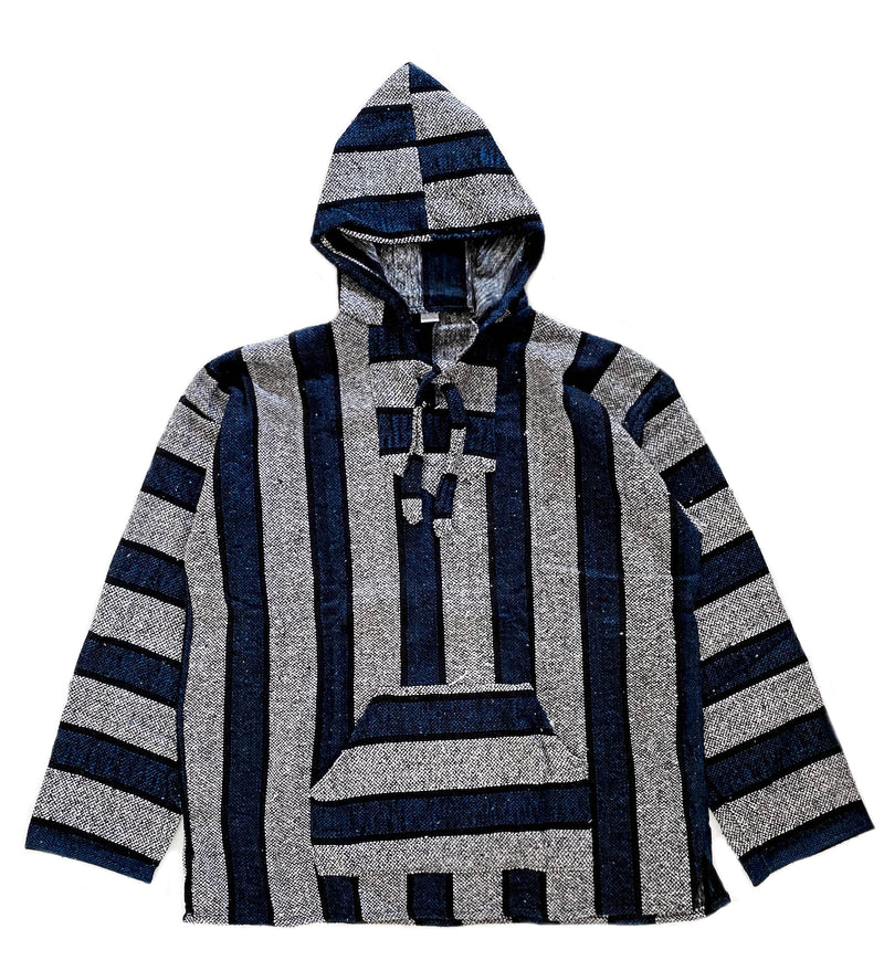 Men's Baja - XXLarge Blue Stripe
