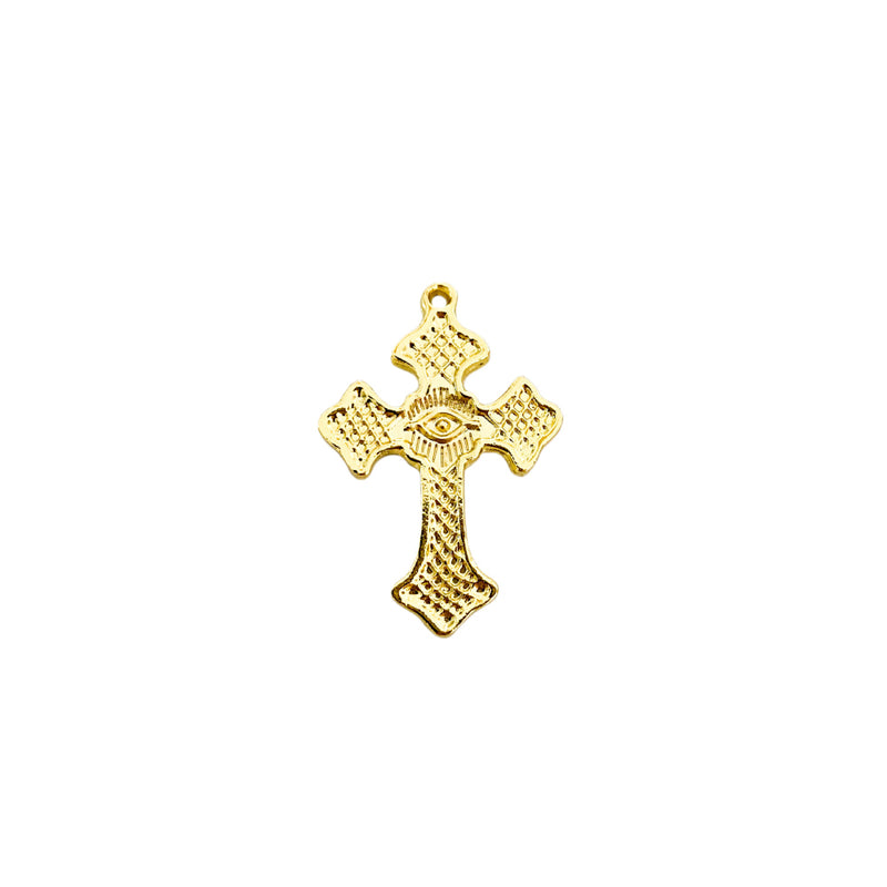 Cross & Eye of The Lord Talisman