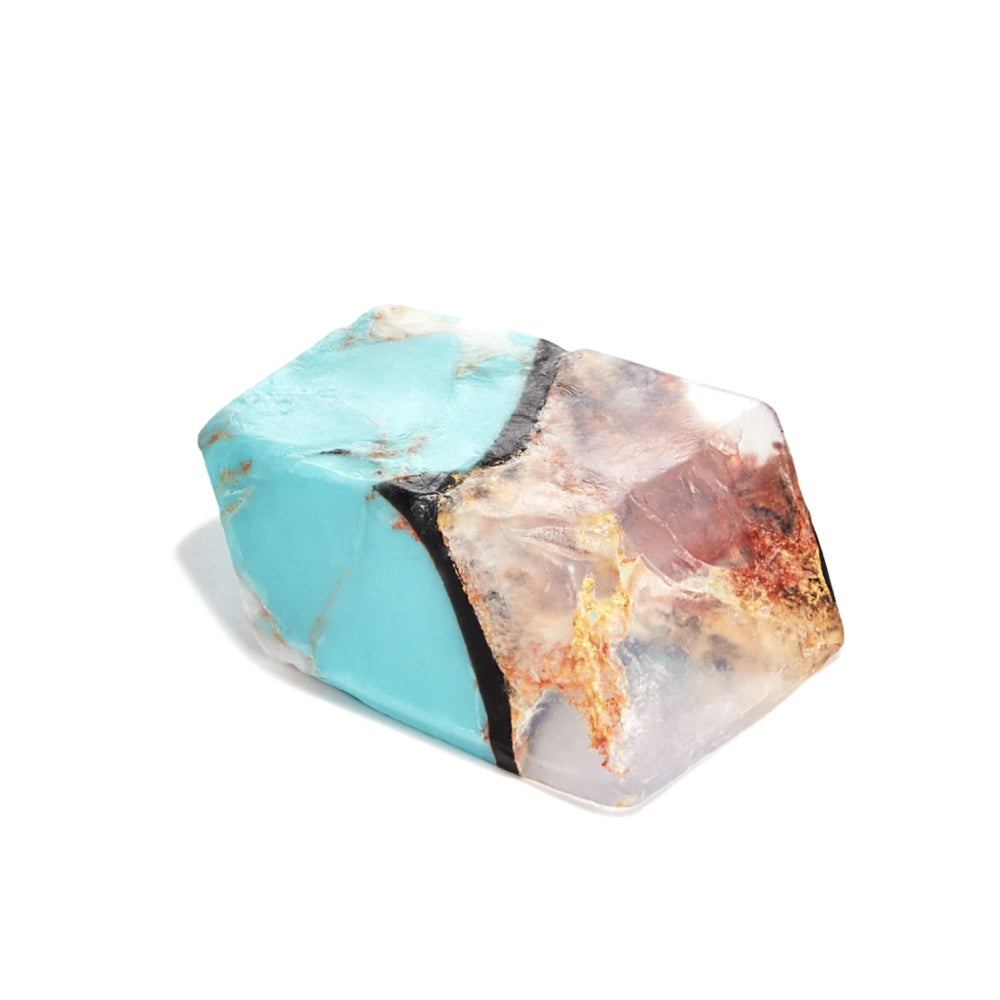 Soap Rock - Turquoise