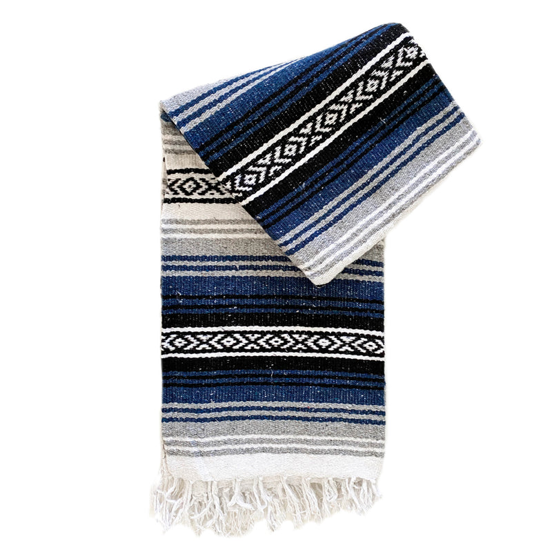 Falsa Blanket - Steel Blue