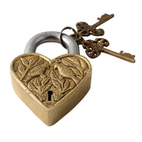 Two Birds Lock & Key