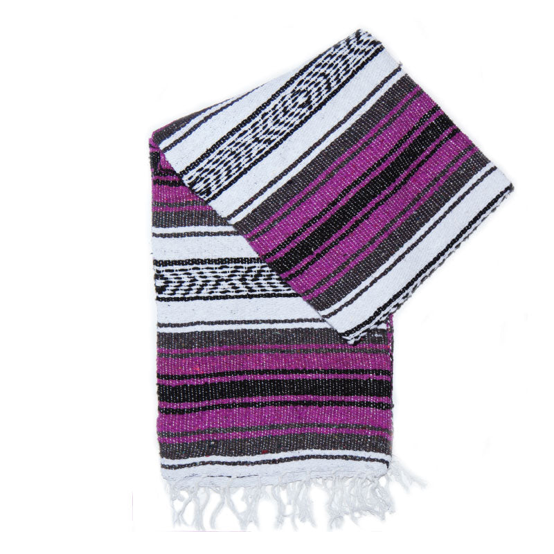 Small Falsa Blanket - Magenta