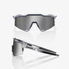 Speedcraft- Crystal Grey - HiPER Silver  Mirror Lens