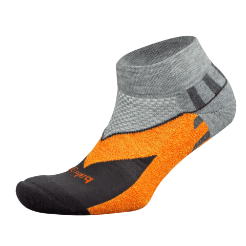 Enduro Low Cut MidGrey/Carbon
