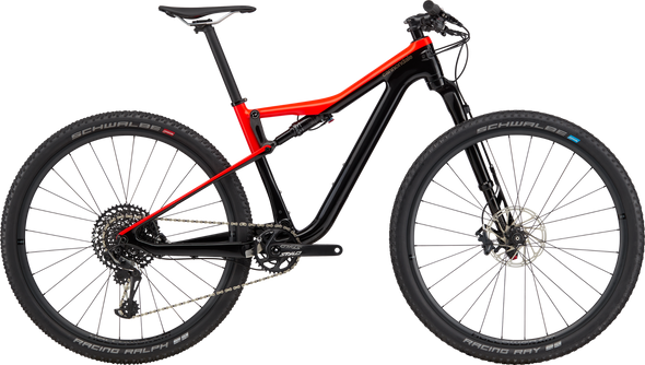 Canondale 2020  Scalpel Si Carbon 3 - Acid Red