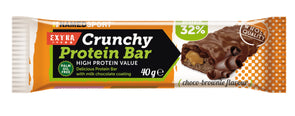 Crunchy Protein Bar Choco Brownie 40g