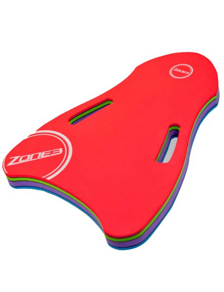 Multi-coloured Kickboard
