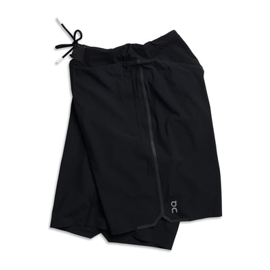 On Hybrid Shorts Black
