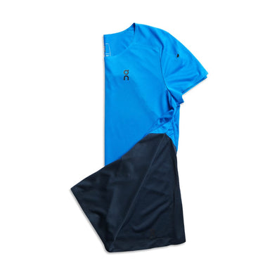 ON Performance T - Malibu Navy (Mens)