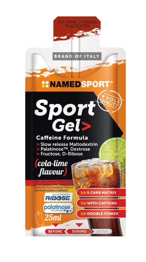 Sport Gel Cola Lime