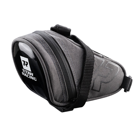 Titan Saddle Bag Stealth Port M