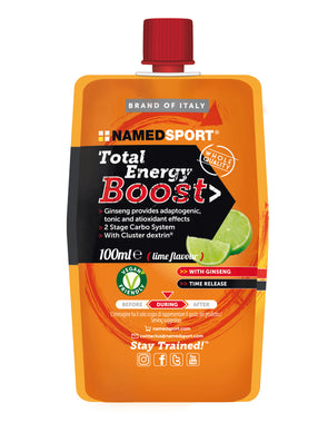 Total Energy Boost Lime 100ml