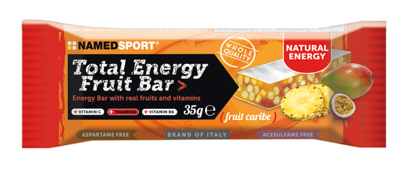Total Energy Fruit Bar Caribbean 35g