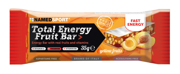 Total Energy Fruit Bar Yellow Fruits 35g