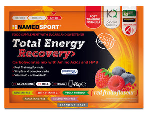 Total Energy Recovery Red Fruits