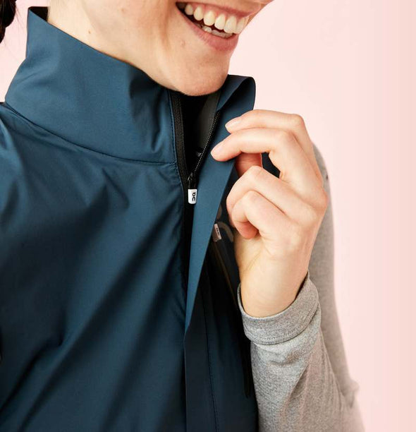 ON Weather Vest - Navy Shadow (Women)