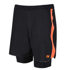 Mens Compression 2 in 1 Shorts