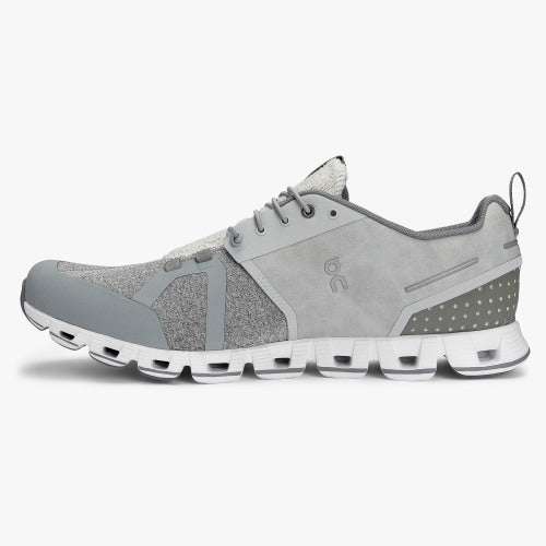 Cloud Terry Silver - Mens